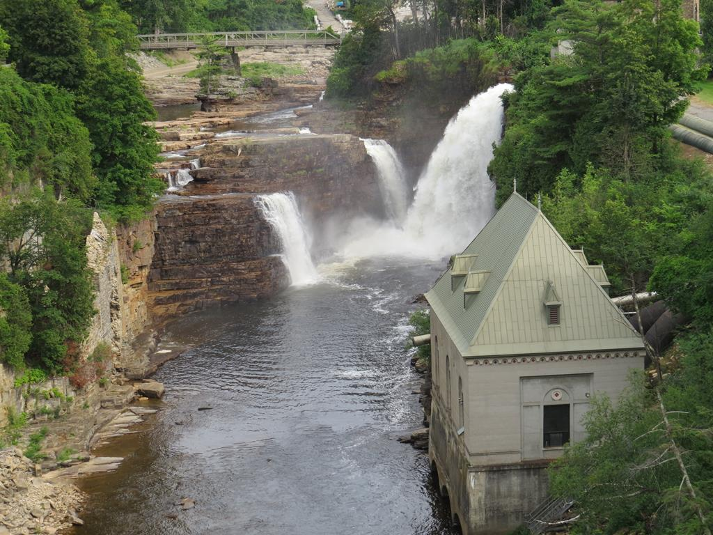 Majestic Ausable Chasm